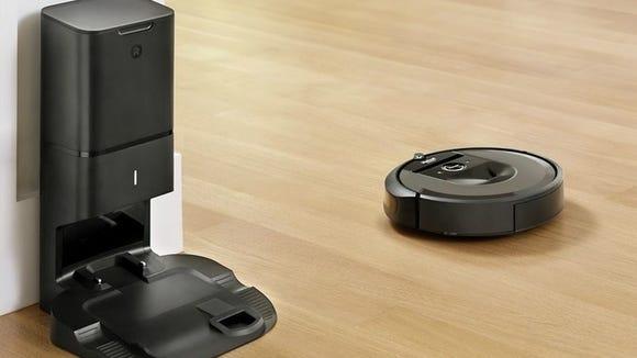iRobot Roomba i7+ robotti imuri